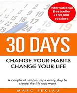 Thirty Days  Change your habits Change your life